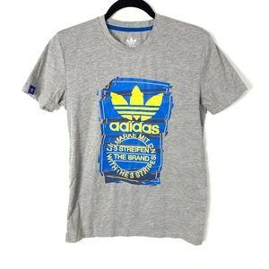 Adidas Originals Die Marke Mit Den 3 Streifen Tee